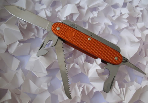 Orange Alox Firesteel Farmer